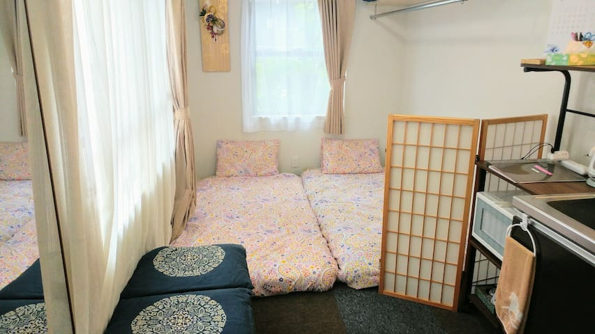 【New open】3min walk near sta UenoPark/  Wifi301