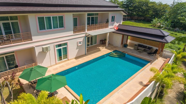 "4 Bedroom Pool Villa ""Phuket9 Residence"""