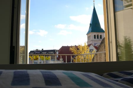 O2: CENTER-OLD TOWN, a renewed room with balcony - Bratislava - Wohnung