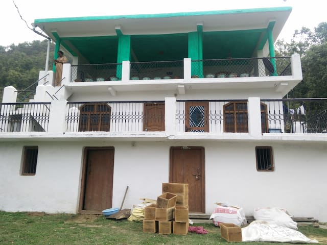 Kumaoni village, Uttrakhand - Nainital District - House