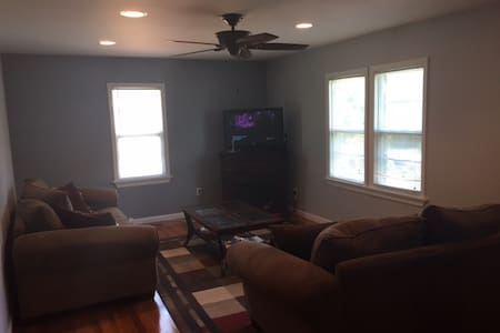 Great house near GCSU. - Milledgeville - Talo