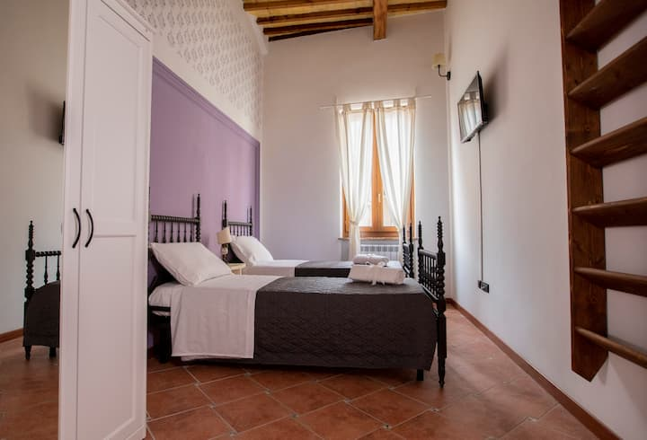 All'Altana Chiarucci - Camera Assisi
