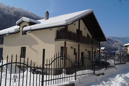 Luxury Nordic Villa in Chiflik Resort