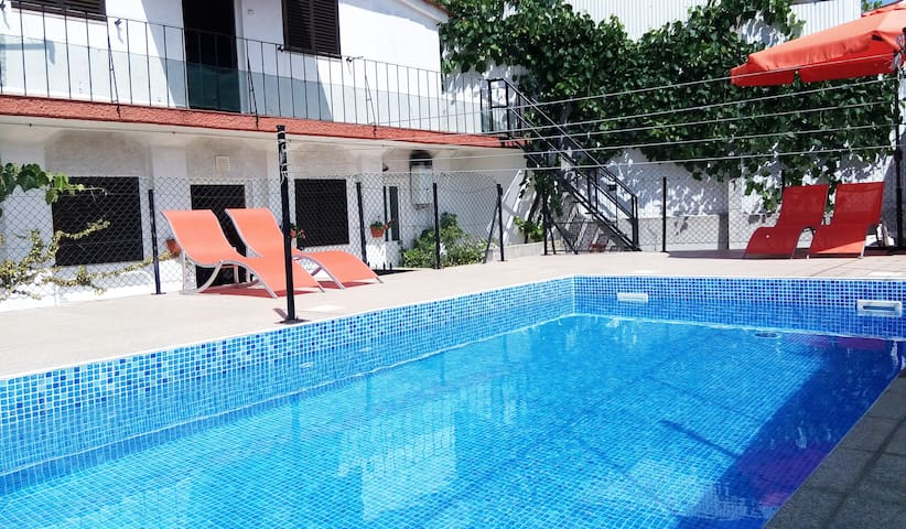 Fontielas Houses |Floor0 in House with shared Pool