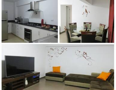 ✅ Departamento Completo en Residencial Los Alisos