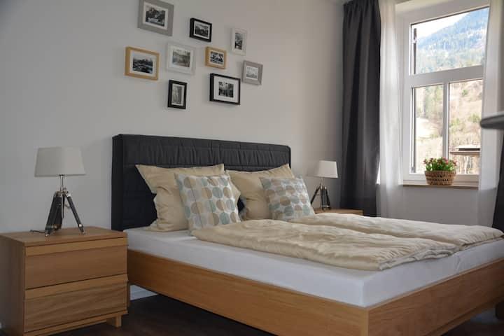 Berchtesgaden: Apartment for 2