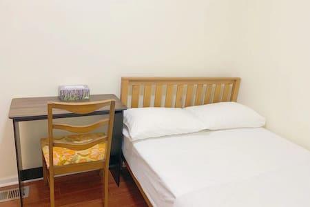 257 1F R3 - Private room close to McCormick