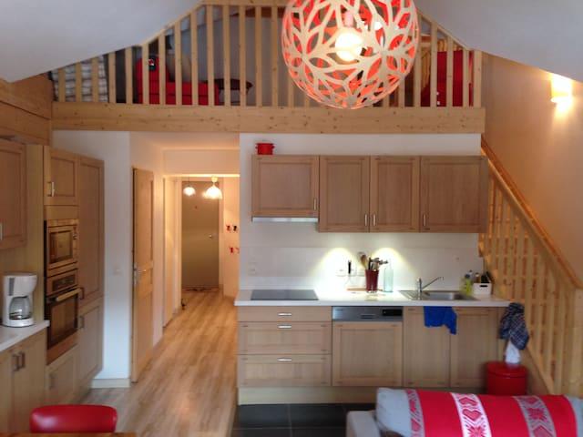 Appartement T3 prestige  ALTURA - Laveissière - Apartment