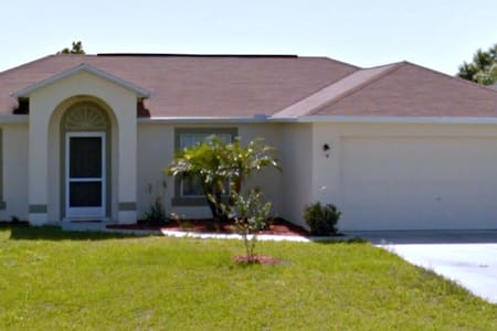 Quaint home in safe and quiet neighborhood - Punta Gorda