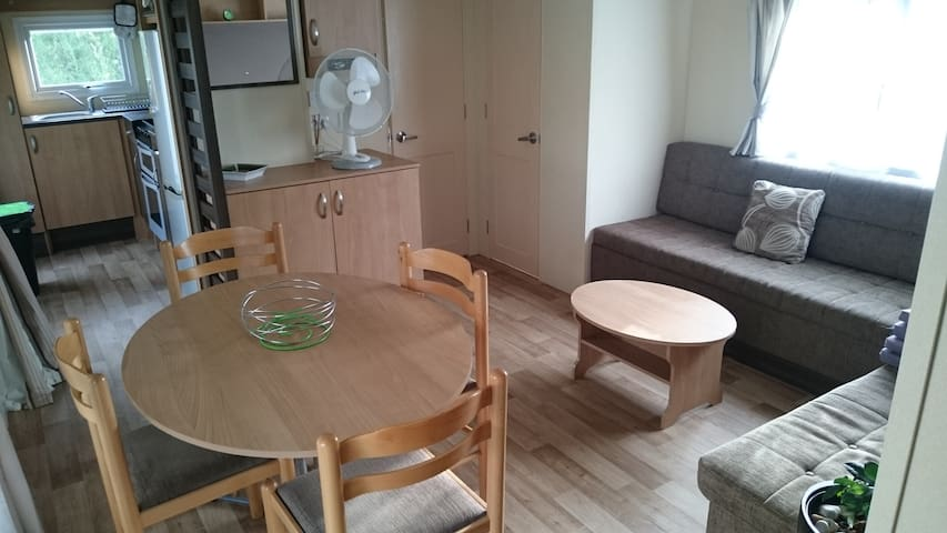 Mobil Home 6/8 personnes