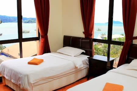 KK -City Waterfront Apartment - Kota Kinabalu