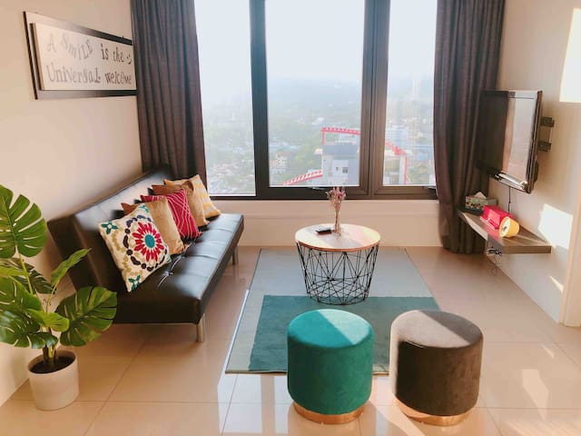 Comfy Living Penang @ Tropicana 218 Georgetown