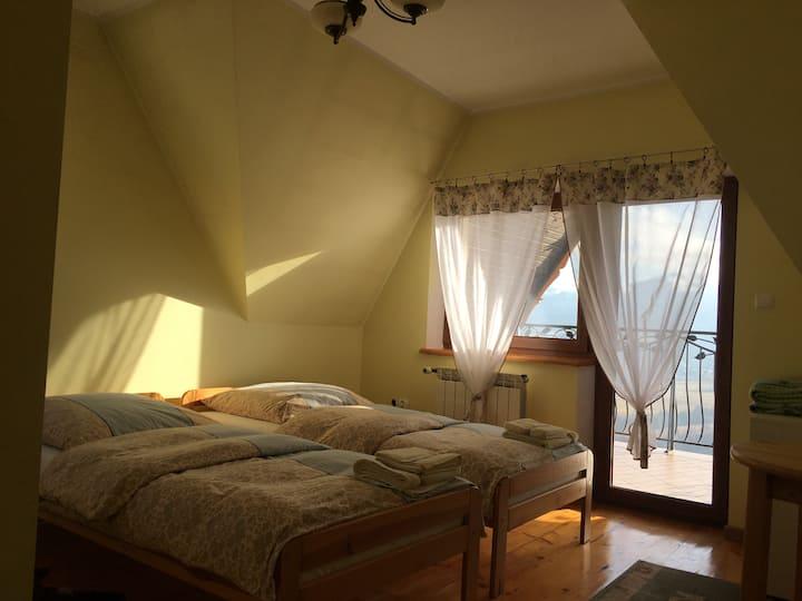 MBApartment Zakopane, pokój 2osobowy #1