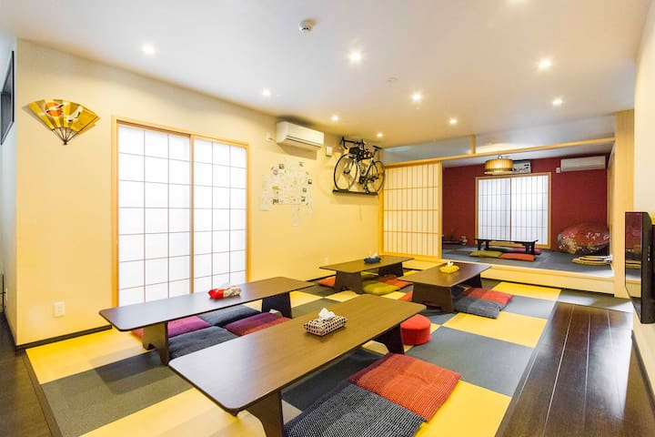 """FUJITAYA BnB"" Twin room  【Free breakfast】"