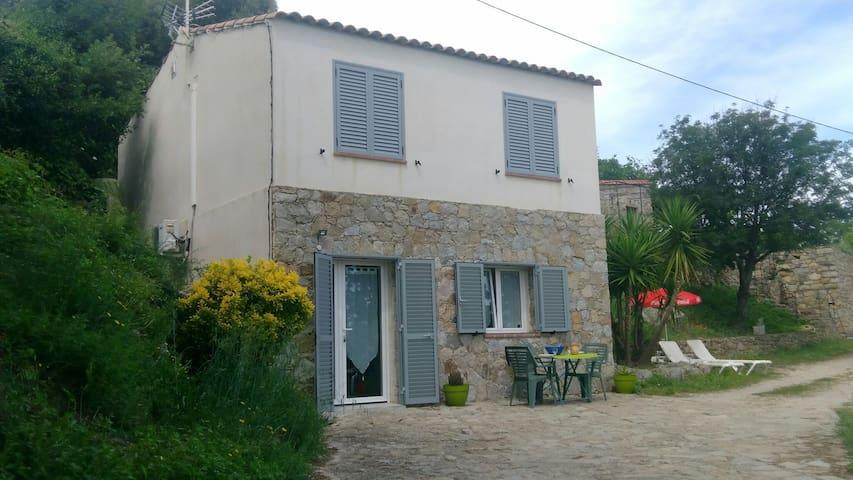 Rez de maison L'olivier