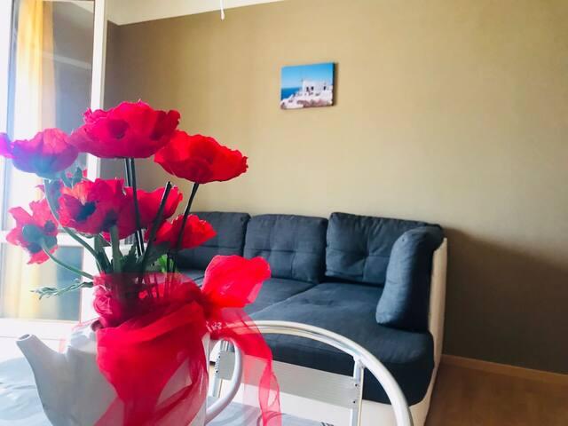 Residence garden apartment