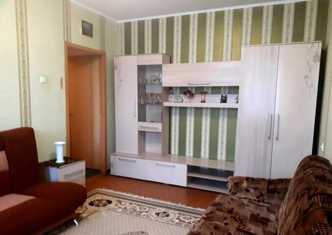 2-ух комнатная квартира,  46 м², 4/5 эт.