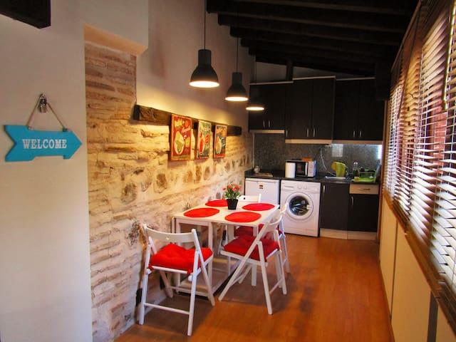 Apartamento Canónigos A8 - Toledo - Huoneisto