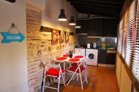 Apartamento Canónigos A8 - Toledo