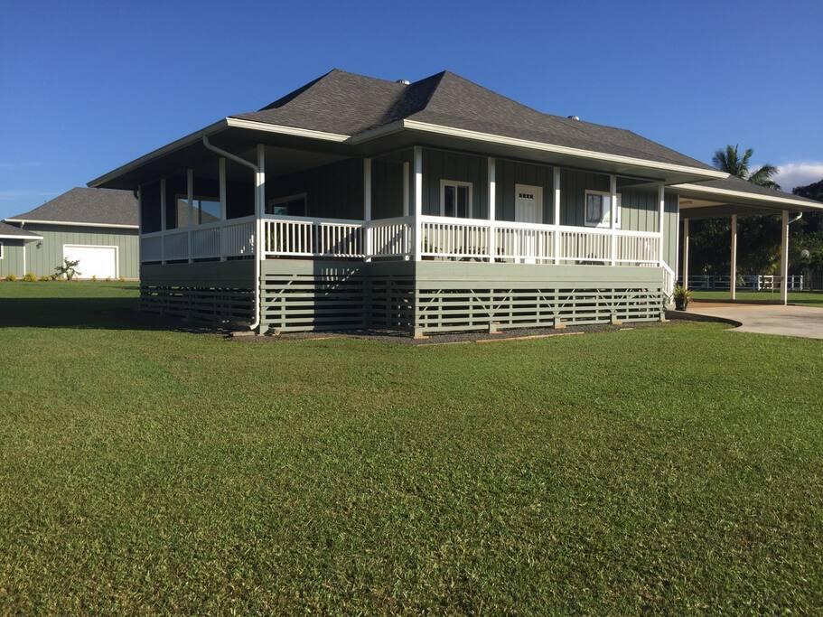 Hale Leialoha Cottage