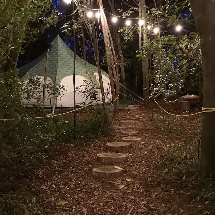 Glamping in the Trees - Syrah