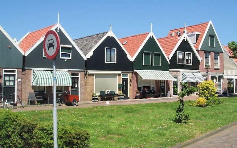 House in the center of Volendam