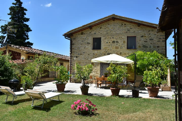 La casa dei caprioli - Bagno a Ripoli - Wohnung