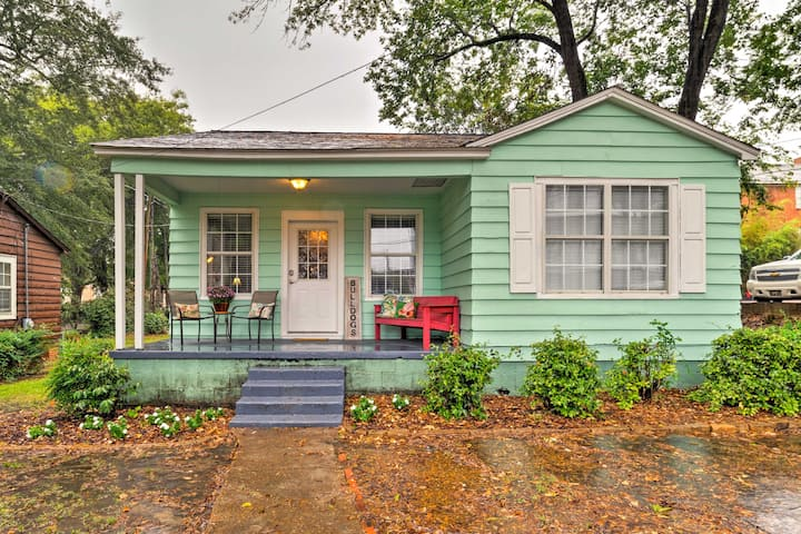 Cotton District Home - Walk to MSU, Shops & Cafes!