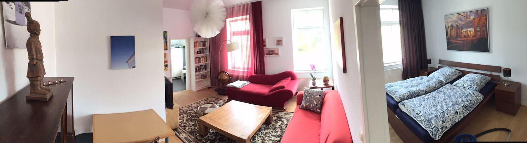 Chemnitz Kaßberg 2 Raum Wohnung (Apartment)
