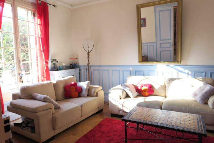 Maison bourgeoise 17 kms de Disneyland - Nanteuil-lès-Meaux - House
