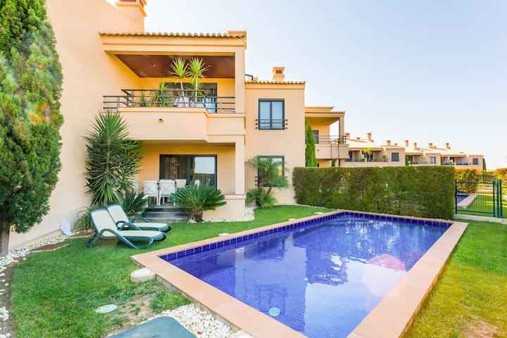 Mar da Luz Spa Resort (2 Bedroom Apartments), 010. Two bedroom with private pool