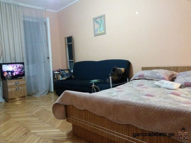 My cozy and sunny place in Rustavi - Rustavi - Flat