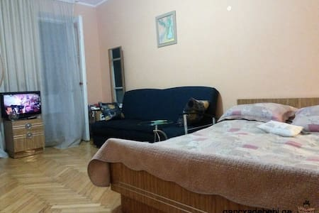 My cozy and sunny place in Rustavi - Rustavi - Leilighet
