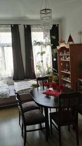 Beautiful bright room in Buelowviertel