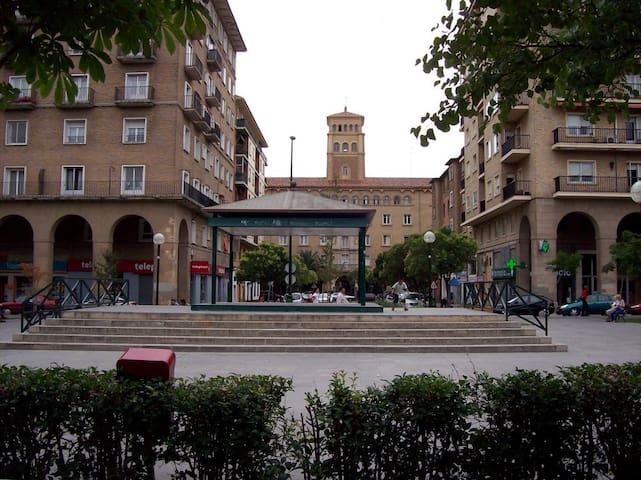 Habitación en Plaza San Francisco