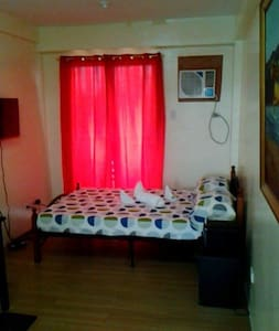 Enjoy your private room in a quiet place! - Quezon City - Osakehuoneisto