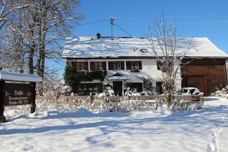 Gästehaus Dohle - Berge, Wiesen, Seen... - Oy-Mittelberg - บ้าน
