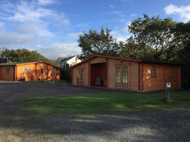 Dryslwyn Log Cabins