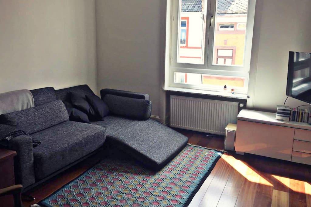 Wohnzimmer-Livingroom