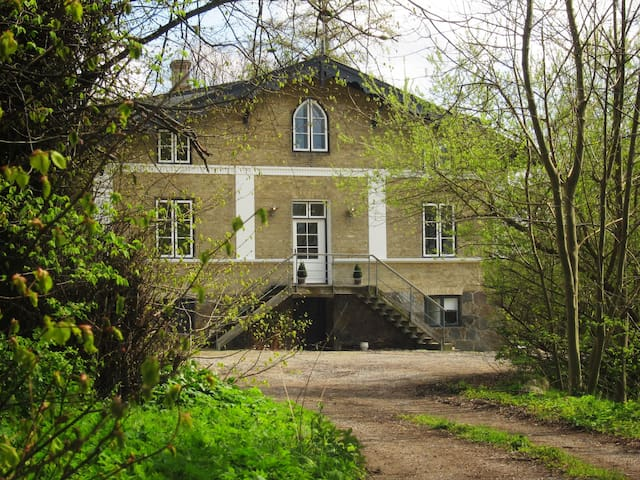 Unique artistshouse. Silence/beautiful nature