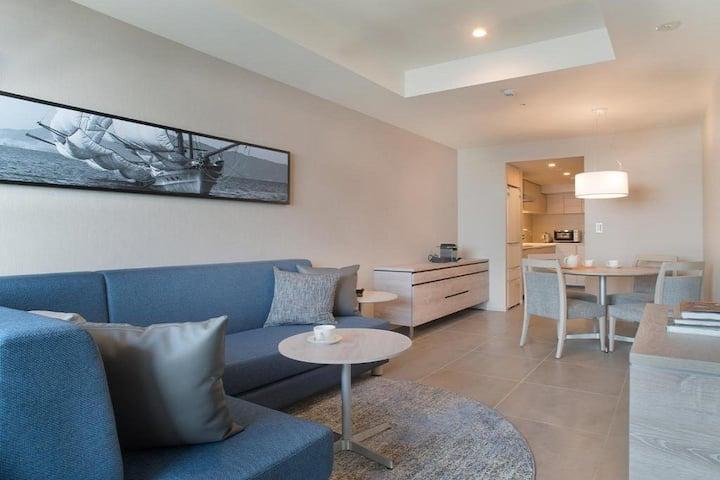 1Bedroom Suite Bay View Twin