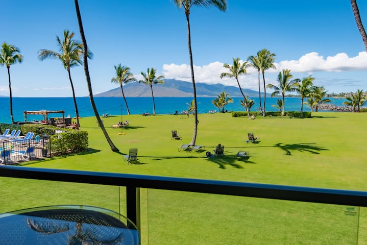 Breathtaking Oceanfront Gem in Kihei