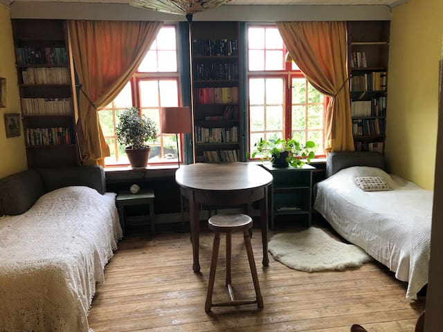 Room in old charming house close to the city