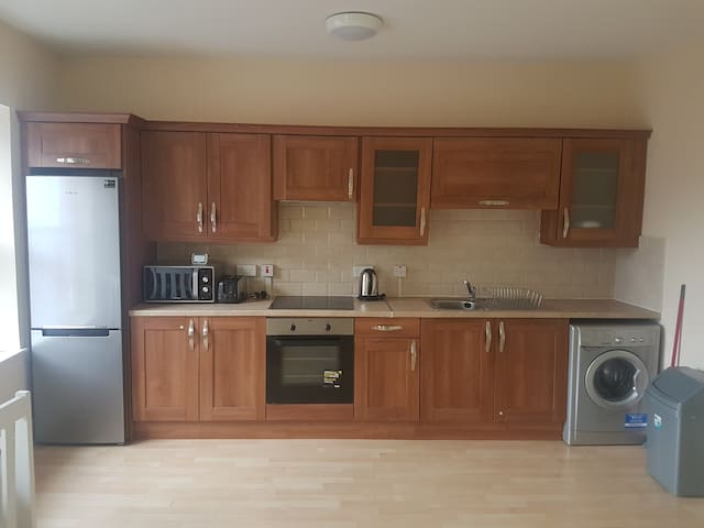 One Bed Apartment in the heart of the city