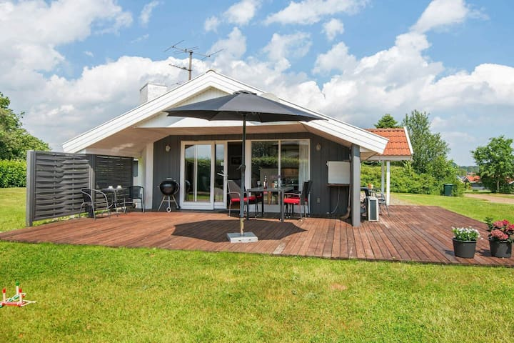 Quaint Holiday Home in Hejls With Relaxing Whirlpool
