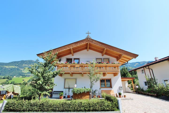 Cosy Apartment in Kitzbuhel near Ski Lift