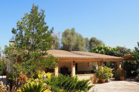 Charming house with pool - Illes Balears