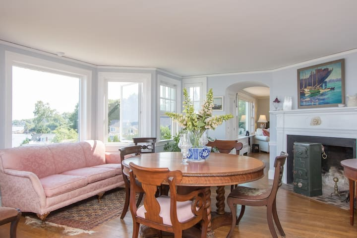 Private suite in seaside home - South Portland - Dom