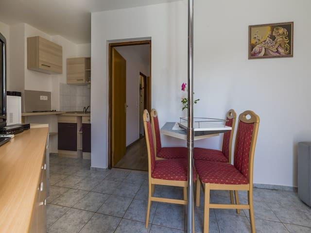 One bedroom Apartment, seaside in Jadranovo (Crikvenica), Balcony