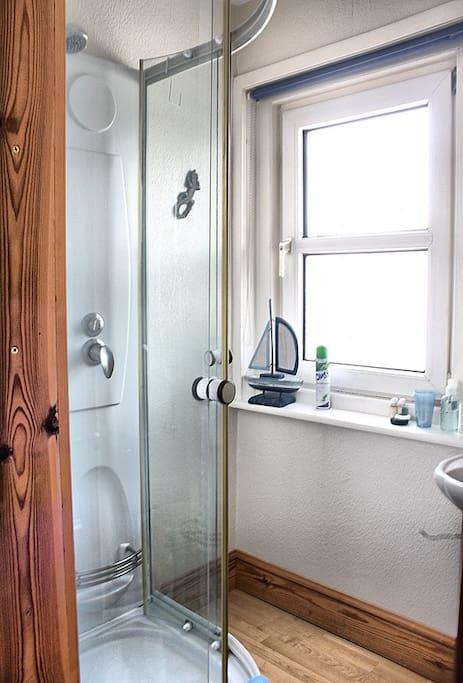Room 3 - Ensuite Shower room